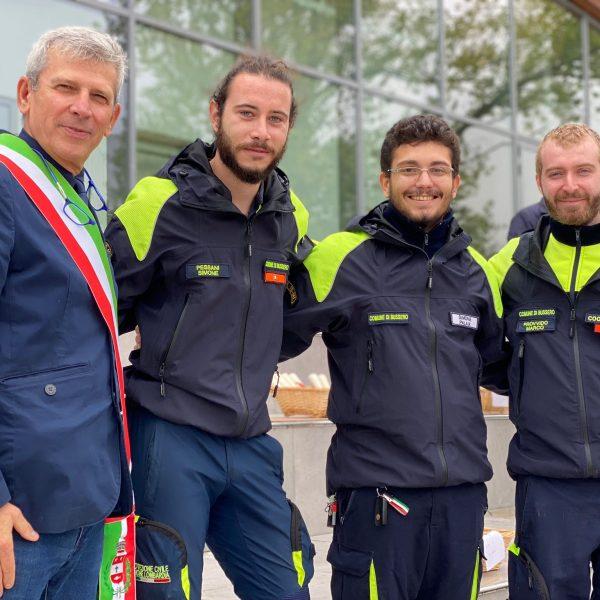 20 anni di Protezione Civile - Palaia Simone e Pessani Simone, volontari dal 2014