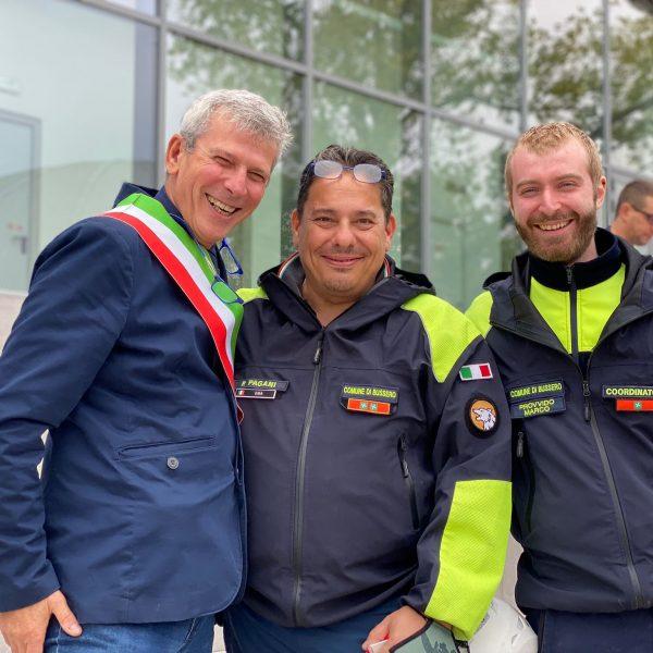 20 anni di protezione Civile - Pagani Paolo, volontario dal 2009