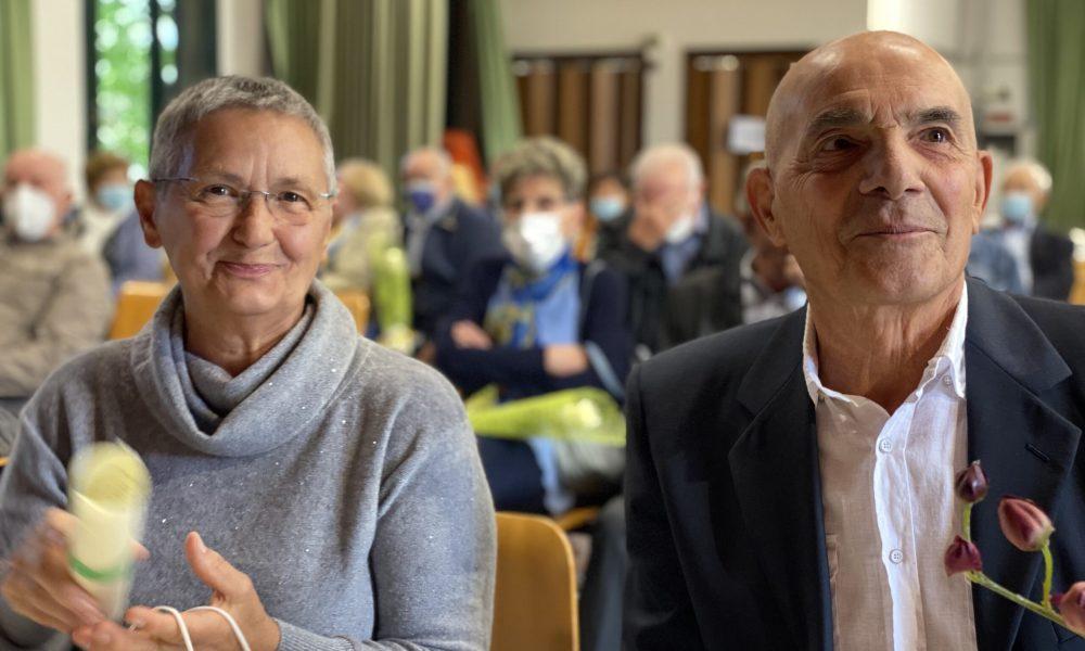 Angela e Francesco Paolo - Nozze d'Oro