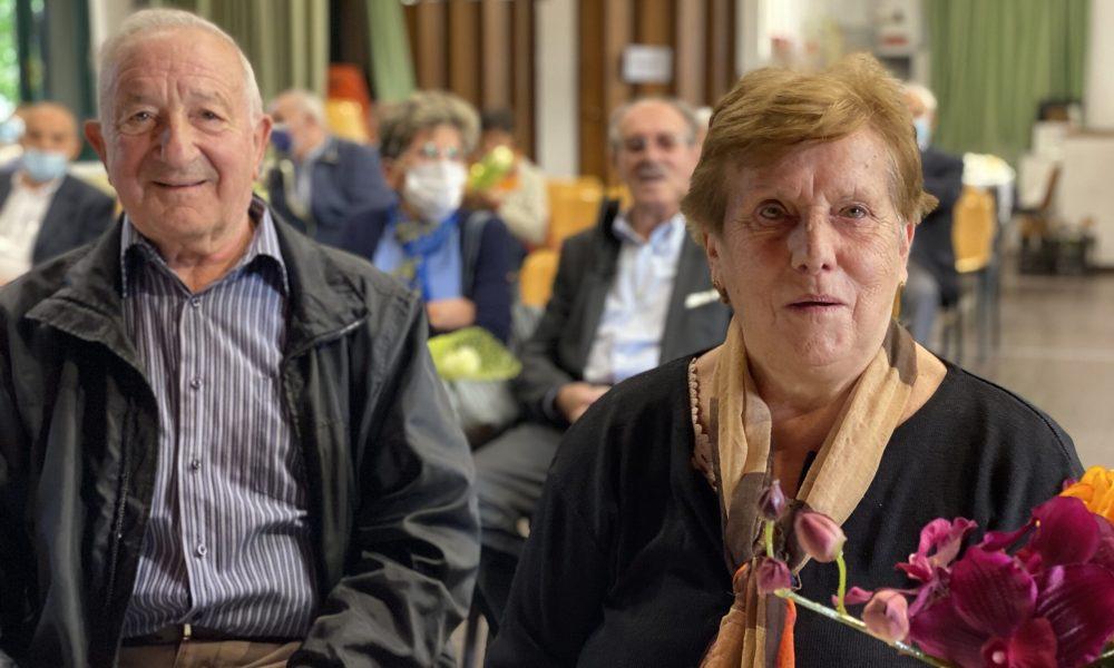 Antonia e Sergio - Nozze d'Oro