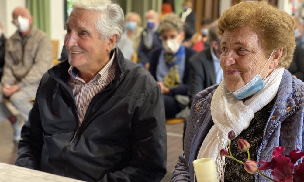 Nazzarena e Giuseppe - Nozze d'Oro