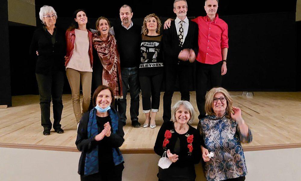 """Spettacolo teatrale """"Orinoco Blu"""" a cura di Libriamoci Associazione Culturale Bussero e con la partecipazione di """"I Le@ttori Emotivi"""""""