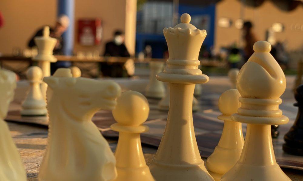 L'incontro di scacchi
