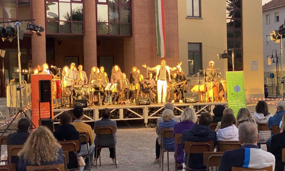 Il concerto del Coro Elikya
